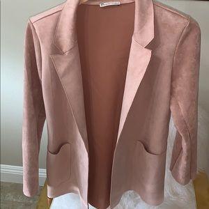 Zara Blush Pink Jacket